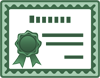 certificates-icon-green